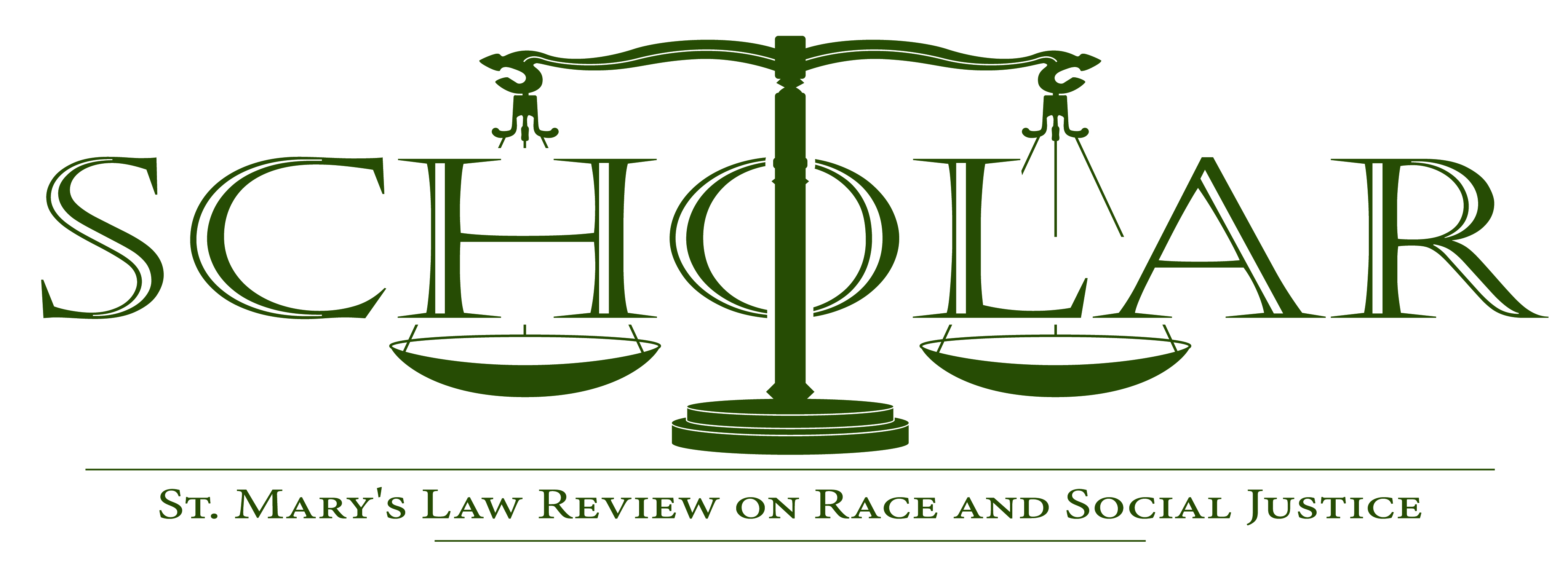 The Scholar: St. Mary's Law Review on Race and Social Justice